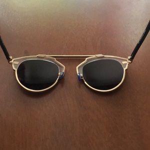 Accessories - Authentic Christian Dior aviator sunglasses.